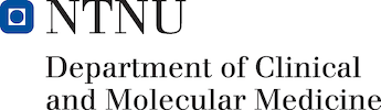 Logo for Dept. of Clinical and Molecular Medicine, NTNU